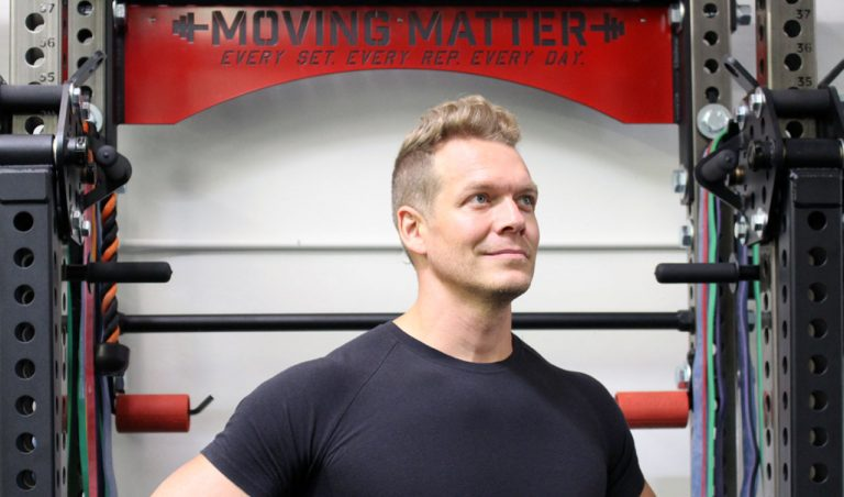 personal fitness trainer Tony Renshaw